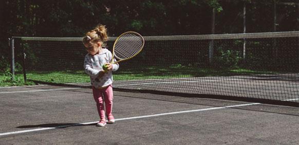 tenis para niños