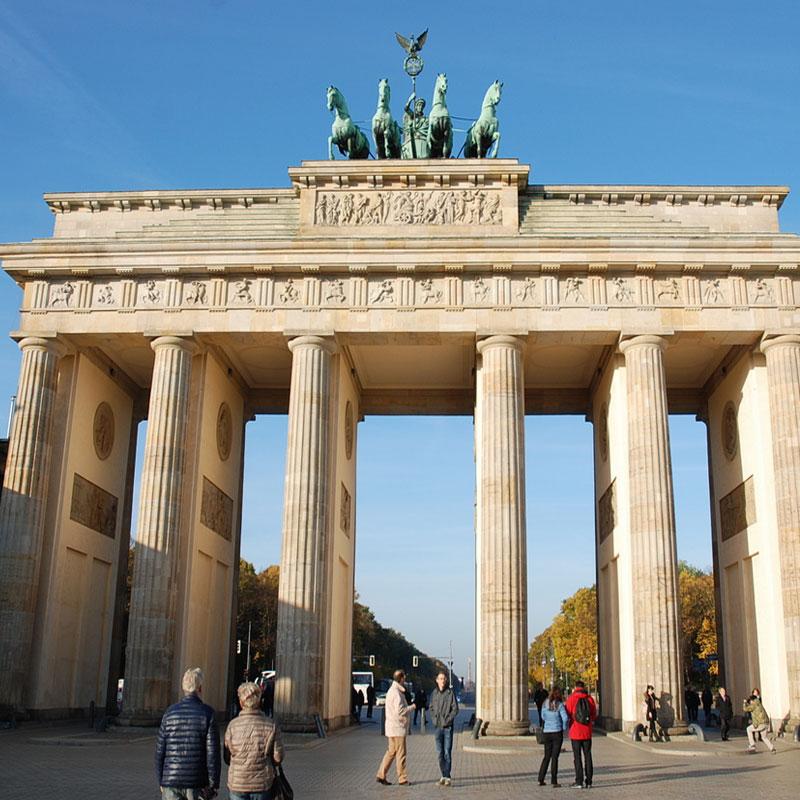Viaje de estudios visita Berlin