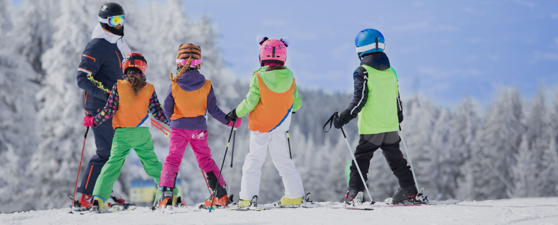 viajes de estudios esqui