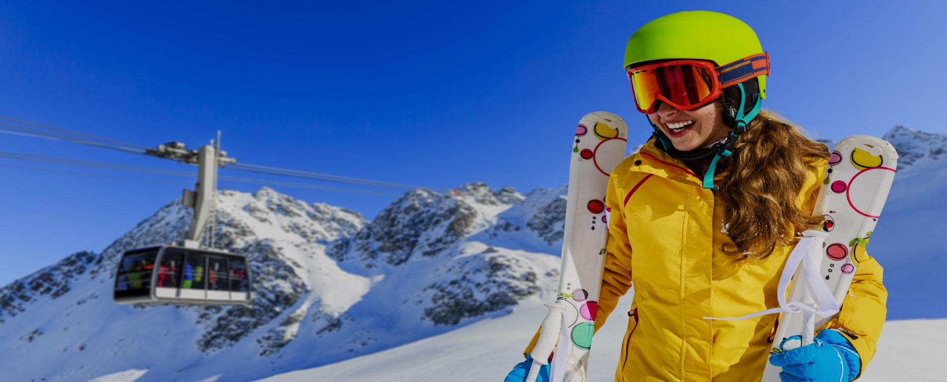 viajes de esqui para estudiantes