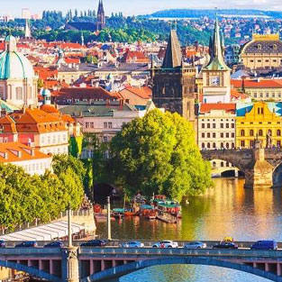 Viaje escolar a Praga