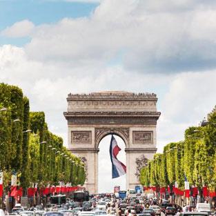 Viajes de estudios en Francia