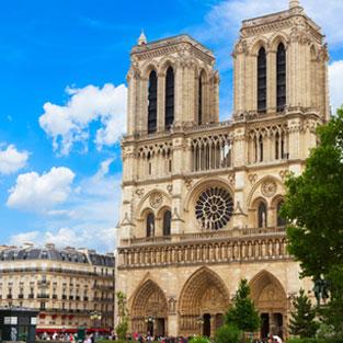 visita cultural en Francia