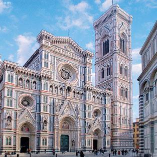 Viaje de estudios visita Florencia