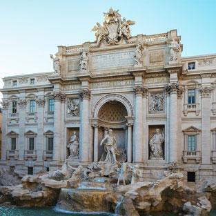 Viaje de estudios a Roma