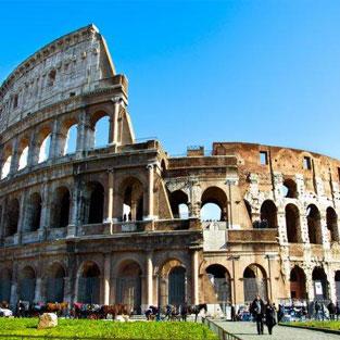viaje de fin de curso a Italia