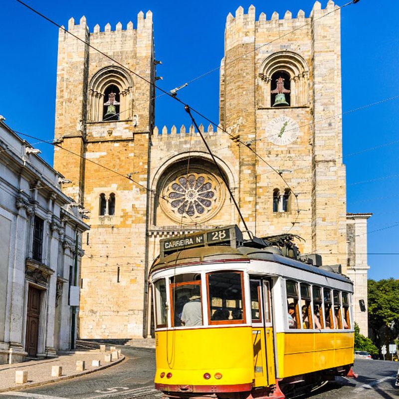 viaje fin de curso a Lisboa