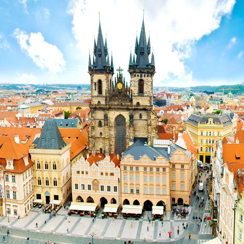Fin de curso a Praga