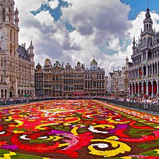 viajes de fin de curso a belgica