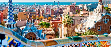 Viaje de finde curso Barcelona