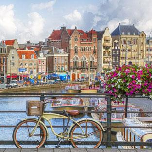 Viaje escolar en Holanda