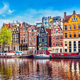 Viaje en grupo a Holanda