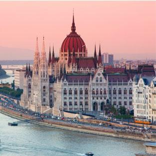 Viajes de estudiantes a Hungría