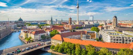 Viaje fin de curso organizado a Berlin