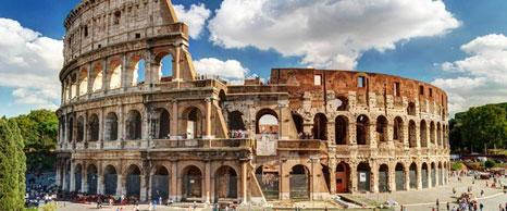 Viaje fin de curso organizado a Roma
