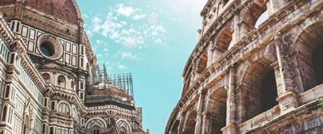 fin de curso tour por italia