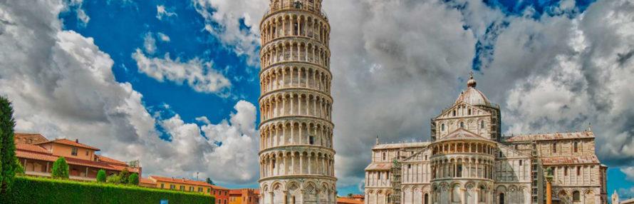 tour por italia fin de curso