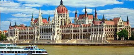 Viaje fin de curso organizado a budapest