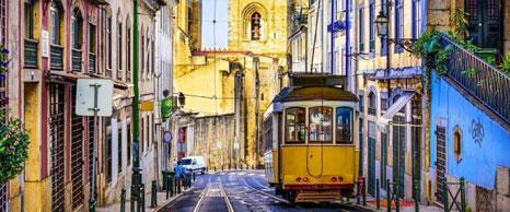 Viaje fin de curso a Portugal