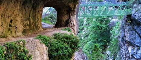 Viajes fin de curso Asturias Ruta del Cares