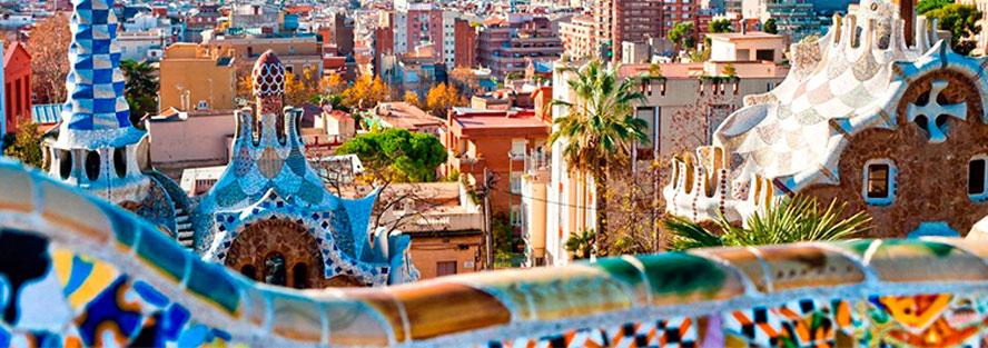 Viaje en grupo a Barcelona