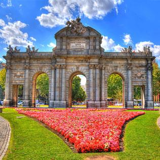 Viaje de estudios Madrid