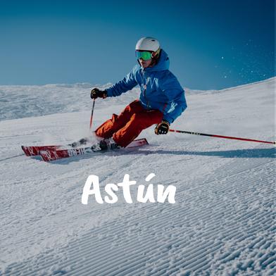 Viaje de esqui a Astun