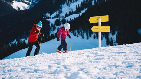 Viaje de esqui a Formigal grupos
