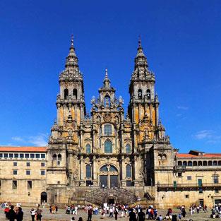 Viaje de estudios visita Santiago compostela
