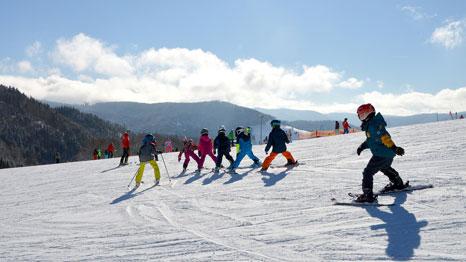 Viaje de esqui a Candanchú grupos