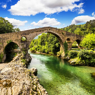 Viaje fin de curso Asturias Cangas