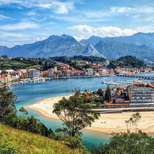 Viaje fin de curso Asturias Ribadesella