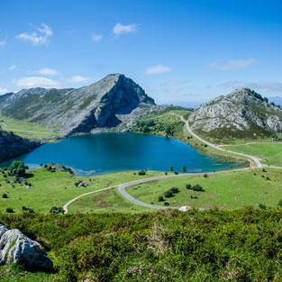 Viaje fin de curso Asturias Lagos de Covadonga