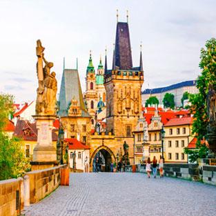 Viaje de fin de curso a Praga