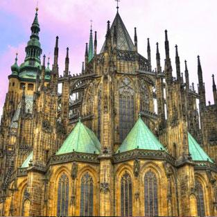 Viaje fin de curso a Praga