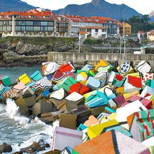 Viaje fin de curso Asturias Llanes