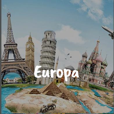 Viajes escolares por Europa