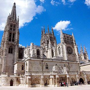 Viaje de fin de curso en Burgos