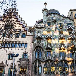 viaje de fin de curso en barcelona