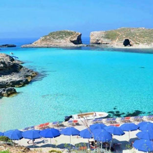 Playas Malta