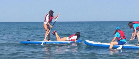 fin de curso en Oropesa del Mar