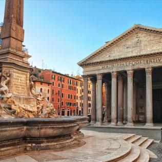 viaje fin de curso en roma