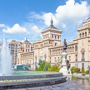 Viaje de fin de curso en Valladolid