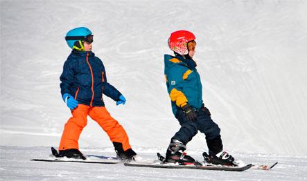 viaje de esqui en cerler