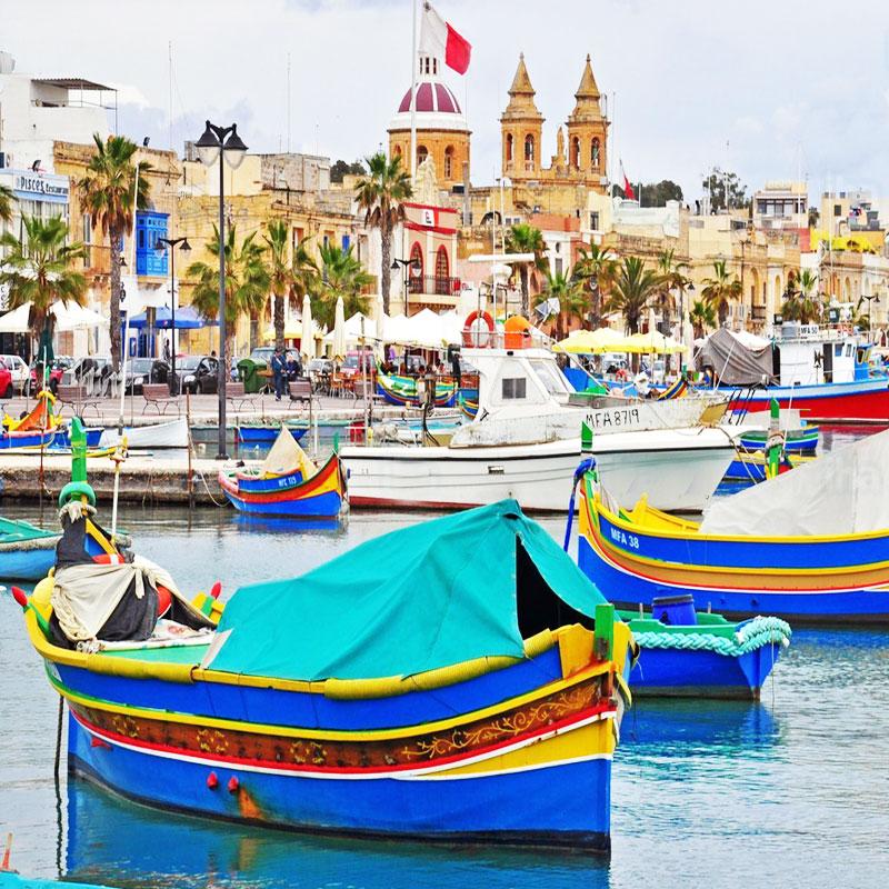 Viaje de fin de curso en Malta