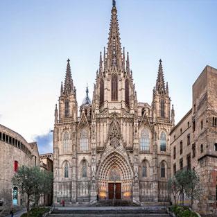 viaje fin de curso en barcelona
