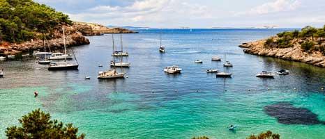 Viaje fin de curso a Ibiza
