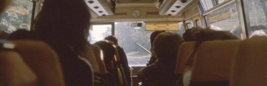 viaje escolar