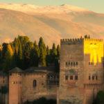 viaje escolar Granada