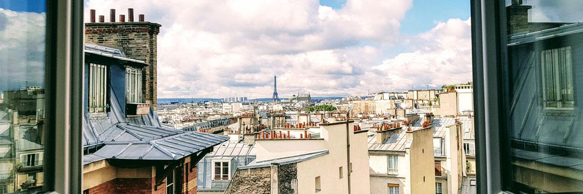 Viaje de fin de curso Paris
